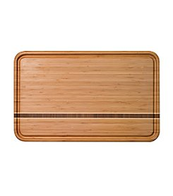 Totally Bamboo® Dominica Bamboo Cutting Board