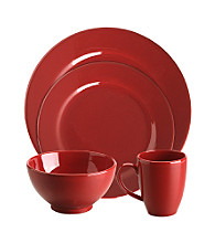 Waechtersbach Cherry Red Dinnerware Collection
