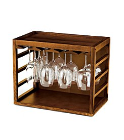 Wine Enthusiast Cube-Stack Stemware Rack