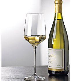 Wine Enthusiast Fusion Infinity Set of 4 Chardonnay Wine Glasses