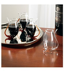 Wine Enthusiast Set of 4 Port Sippers