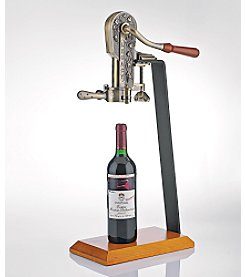 Wine Enthusiast Legacy Corkscrew with Stand
