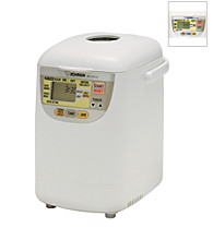 Zojirushi Home Bakery Mini Breadmaker - Premium White