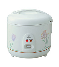 Zojirushi Automatic Rice Cooker/Warmers - White Ballerina