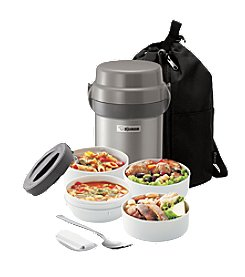 Zojirushi Mr. Bento® Stainless Steel Lunch Jar - SL-JAE14
