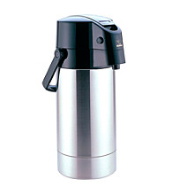 Zojirushi Air Pot Stainless Steel Beverage Dispenser - SR-AG30