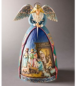 Heartwood Creek® by Jim Shore Nativity Angel Figurine