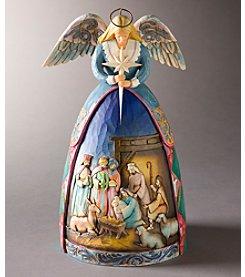 Heartwood Creek® by Jim Shore Nativity Angel Figurine