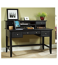 Home Styles® Bedford Executive Desk/Hutch Combo