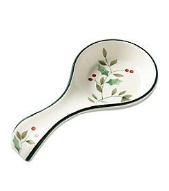 Pfaltzgraff® Winterberry Spoon Rest