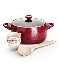 Paula Deen® Signature Enamel on Steel 5-pc. Soup and Stew Set