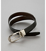 Nine West® Reversible Belt - Black/Brown