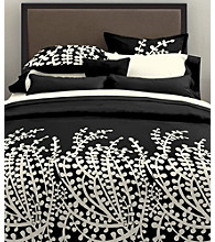 Branches Black Mini Comforter Set by City Scene™