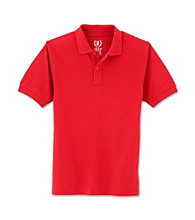 Izod® Boys' 4-20 Red Short Sleeve Polo