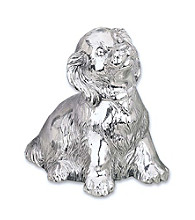 Reed & Barton® Puppy Musical Figure