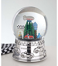 Reed & Barton® Race Car Waterglobe