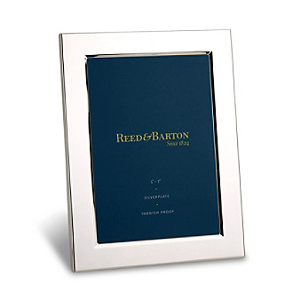 Reed & Barton® Classic Channel Picture Frame