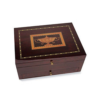 Reed & Barton® Fitzhugh Mahogany Flatware Chest