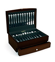 Reed & Barton® Falmouth Dark Espresso Flatware Chest