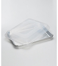 Nordic Ware Baker's Quarter Sheet with Storage Lid 9 Inch by 13 Inch