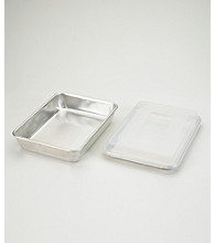 Nordic Ware® 3-pc. Baker's Quarter Sheet and Cake Pan Combo Pack with Lid