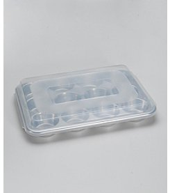 Nordic Ware® 12-Cup Muffin Pan with Lid