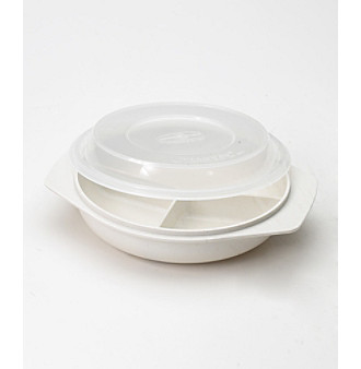 Nordic Ware® Divided Dish with Cover