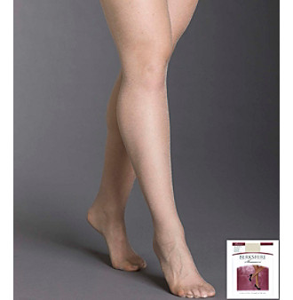 86a938187b397 015182053652. Berkshire® Queen Shimmers Ultra Sheer Sandalfoot Pantyhose  with Control Top