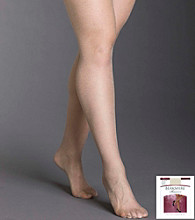 Berkshire® Queen Shimmers Ultra Sheer Sandalfoot Pantyhose with Control Top