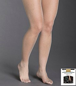 Berkshire® Shimmers Ultra Sheer Sandalfoot Pantyhose with Control Top