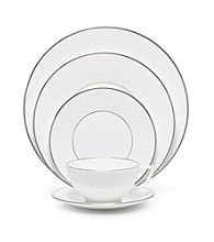 Jasper Conran Platinum Bone China 5-pc. Place Setting