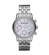 Michael Kors® Women's Ritz Watch - Silver
