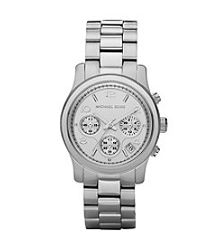 Michael Kors® Chronograph Watch - Silver