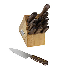 Chicago Cutlery® Walnut Traditions 14-pc. Set
