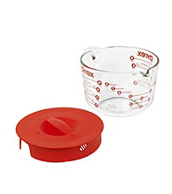 Pyrex® Prepware 8-cup Glass Measuring Cup with Cover