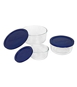 Pyrex® Storage 6-pc. Round Bowl Set