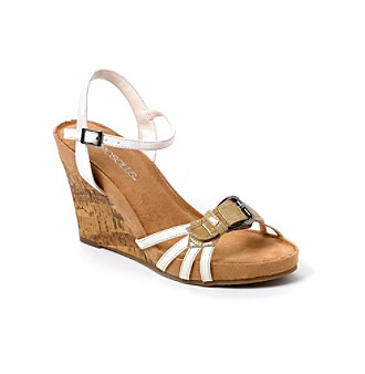 "Aerosoles® ""Plush Around"" Wedge Sandal"