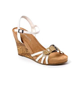 """Aerosoles® """"Plush Around"""" Wedge Sandals"""
