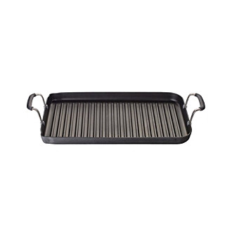 Simply Calphalon® Nonstick Double Grill