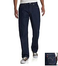 Levi's® Men's Red Tab™ 505™ Regular Straight-Leg Jeans - Rinse