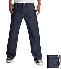 Levi's® Men's Red Tab™ 501™ Original Fit Button Fly Jeans - Rigid