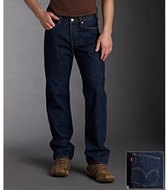 Levi's® Men's Red Tab™ 501™ Straight Leg Button Fly Jeans - Rinse