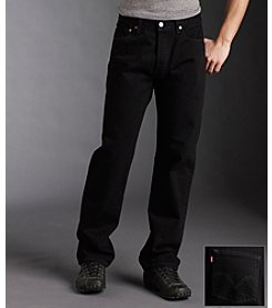 Levi's® Men's Red Tab™ 501™ Original Fit Button Fly Jeans - Black