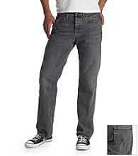 Levi's® Men's Red Tab™ 501™ Straight Leg Button Fly Jeans - New Metal