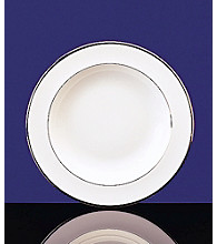 Wedgwood® Sterling Rim Soup Plate