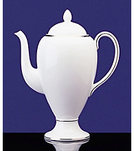 Wedgwood® Sterling Coffeepot