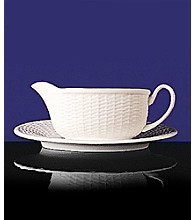 Wedgwood® Nantucket Basket Gravy Boat