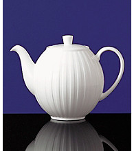 Wedgwood® Night and Day Fluted Teapot