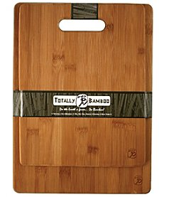 Totally Bamboo® 2-Pack Cutting Boards