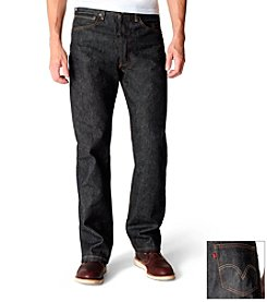 Levi's® 501® Men's Shrink-to-Fit Black Jeans